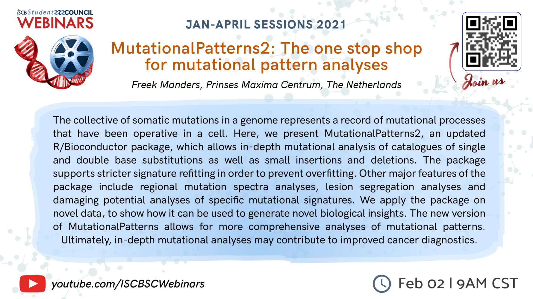 MutationalPatterns2: The one stop shop for mutational pattern analyses
